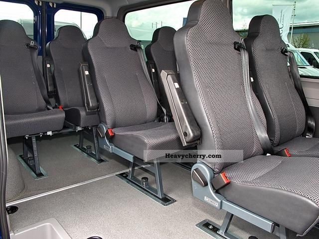 Mercedes-Benz Sprinter 215 2011 photo - 5