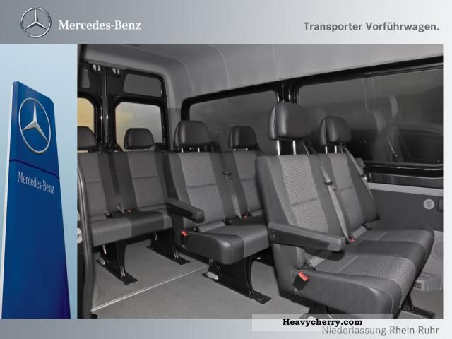 Mercedes-Benz Sprinter 215 2012 photo - 2