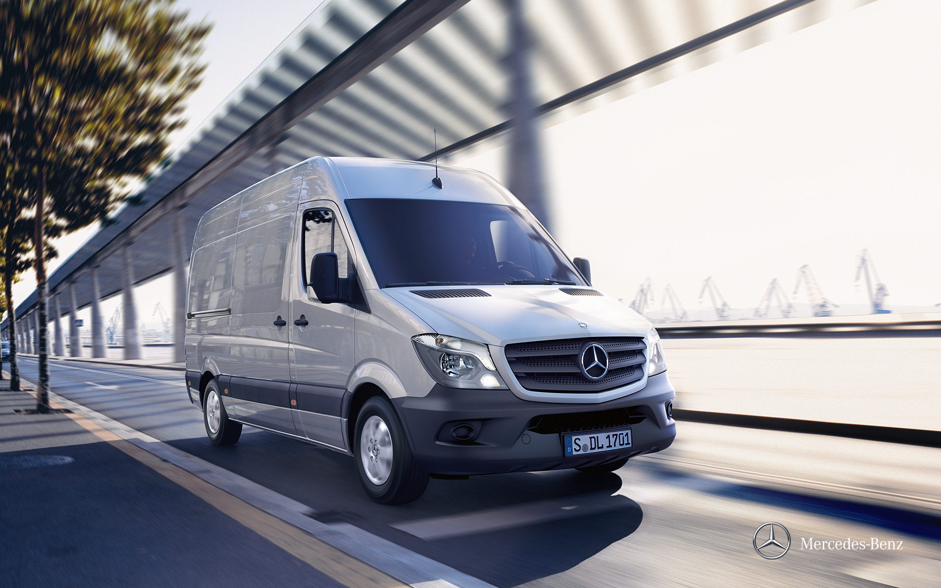 Mercedes-Benz Sprinter 216 2014 photo - 1