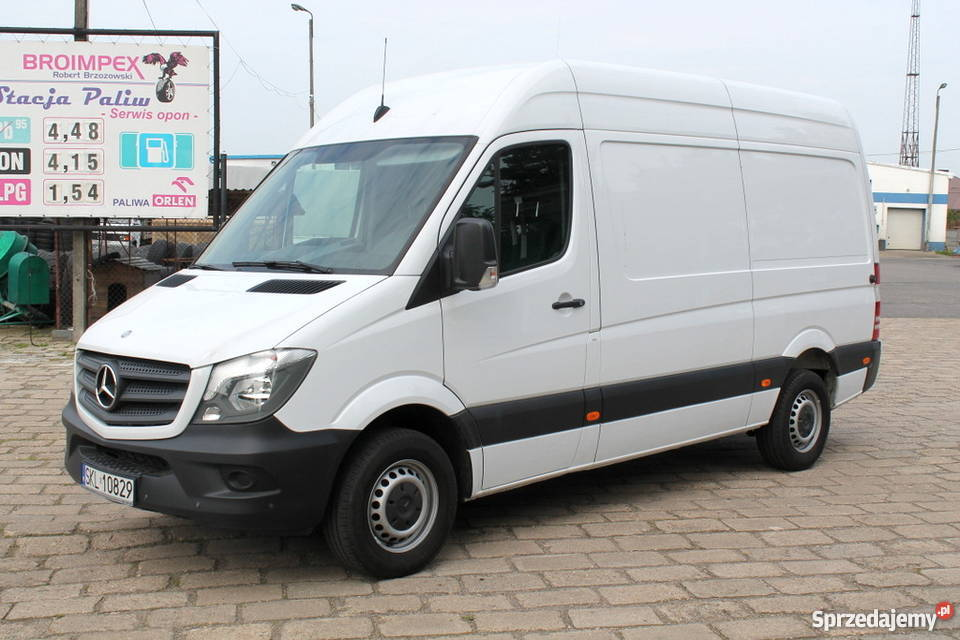 Mercedes-Benz Sprinter 216 2014 photo - 10