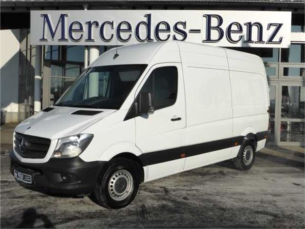 Mercedes-Benz Sprinter 216 2014 photo - 3