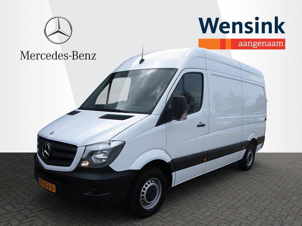 Mercedes-Benz Sprinter 216 2014 photo - 6