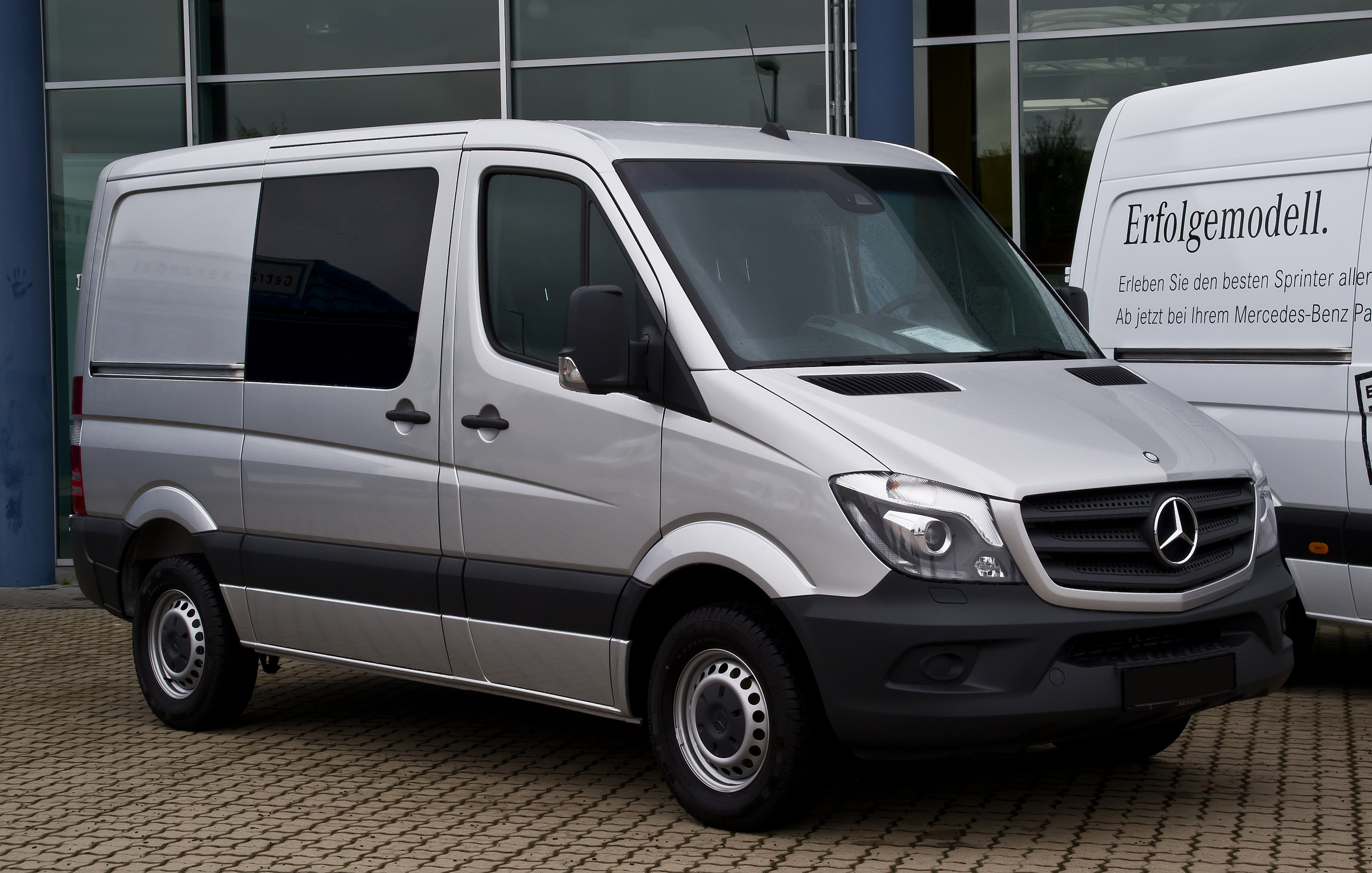 Mercedes-Benz Sprinter 216 2014 photo - 7