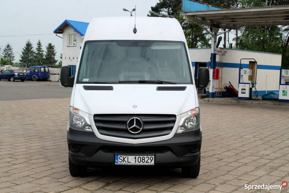 Mercedes-Benz Sprinter 216 2014 photo - 9
