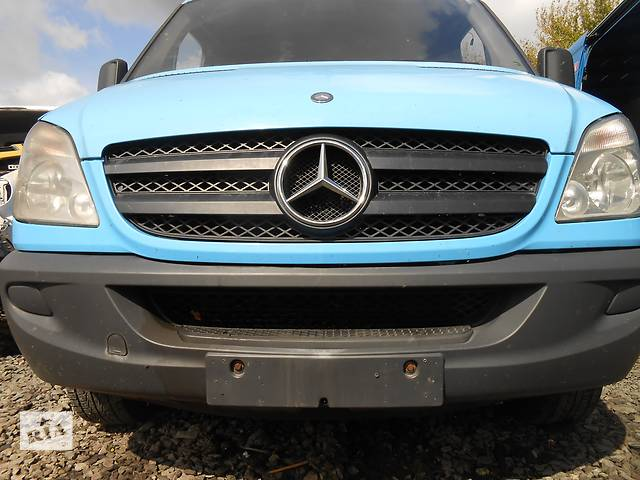 Mercedes-Benz Sprinter 218 2007 photo - 12