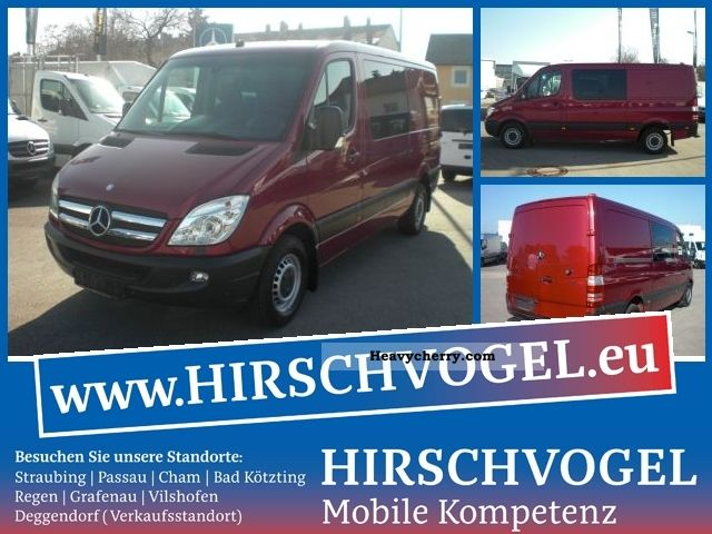 Mercedes-Benz Sprinter 218 2007 photo - 3