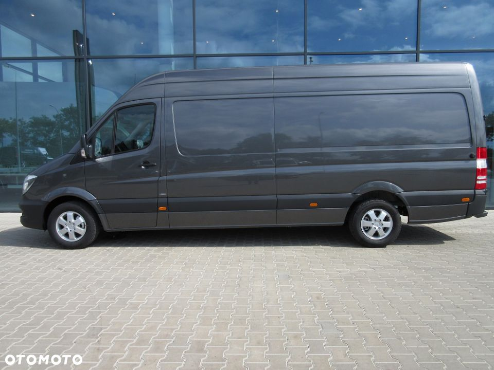 Mercedes-Benz Sprinter 218 2007 photo - 4