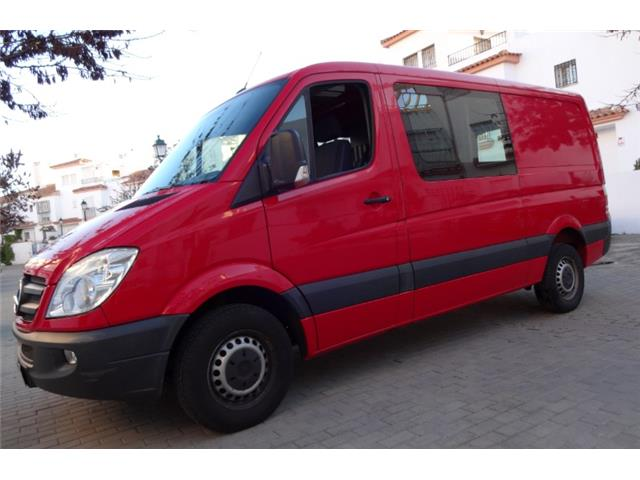Mercedes-Benz Sprinter 218 2013 photo - 11
