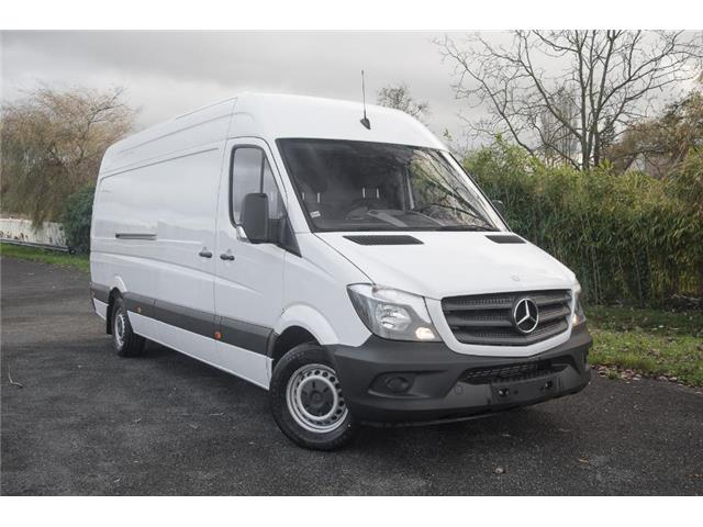 Mercedes-Benz Sprinter 218 2013 photo - 12