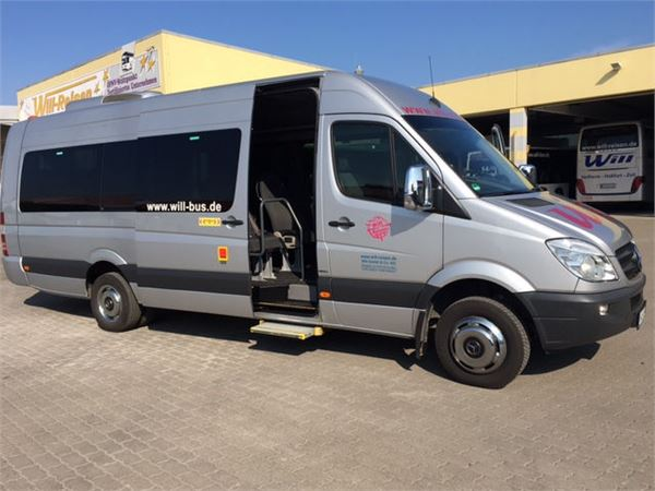 Mercedes-Benz Sprinter 218 2013 photo - 6