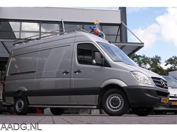 Mercedes-Benz Sprinter 218 2013 photo - 9