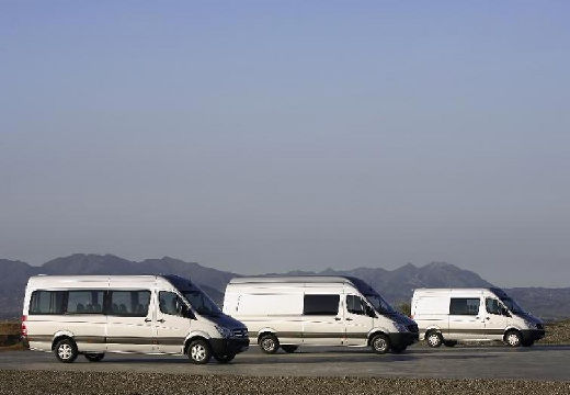 Mercedes-Benz Sprinter 219 2009 photo - 10
