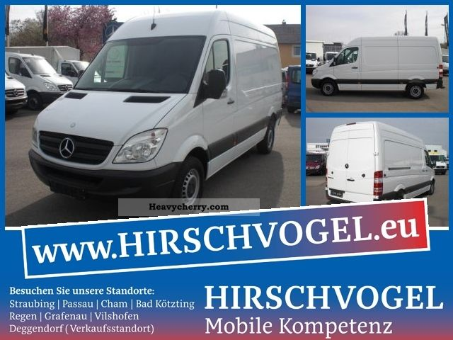 Mercedes-Benz Sprinter 219 2009 photo - 3