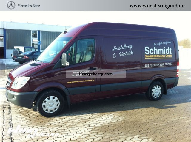 Mercedes-Benz Sprinter 219 2011 photo - 10