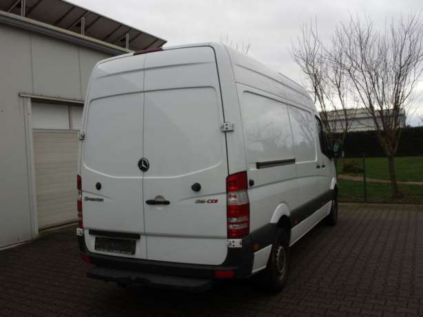 Mercedes-Benz Sprinter 219 2011 photo - 11
