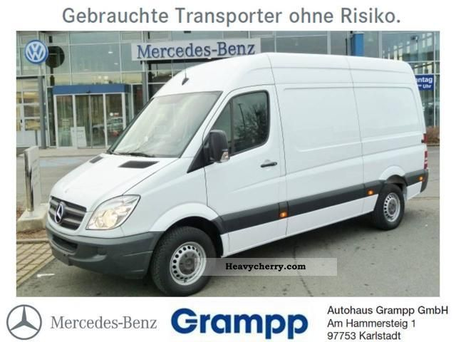 Mercedes-Benz Sprinter 219 2011 photo - 2