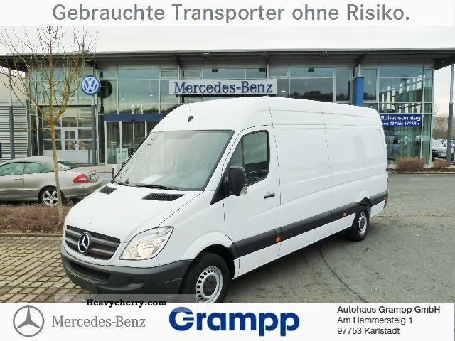 Mercedes-Benz Sprinter 219 2011 photo - 5