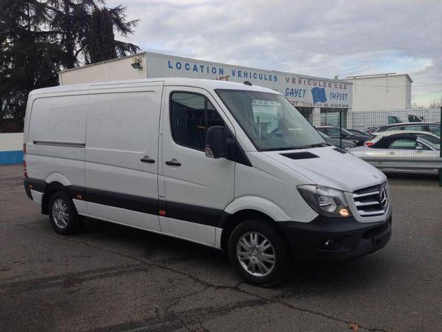 Mercedes-Benz Sprinter 219 2011 photo - 6