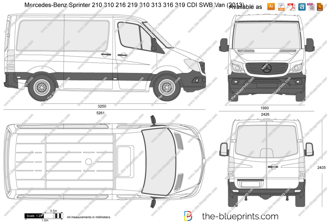 Mercedes Benz Sprinter 219 2013 Technical Specifications Interior And Exterior Photo