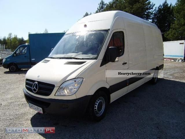Mercedes-Benz Sprinter 309 2006 photo - 1