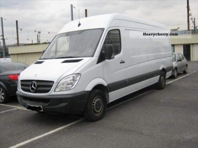 Mercedes-Benz Sprinter 309 2006 photo - 3