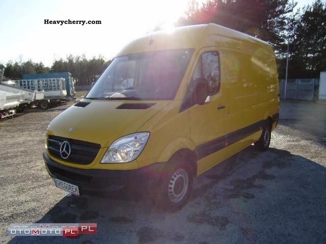 Mercedes-Benz Sprinter 309 2006 photo - 4