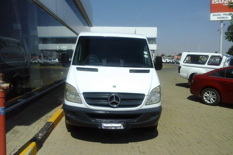 Mercedes-Benz Sprinter 309 2010 photo - 1