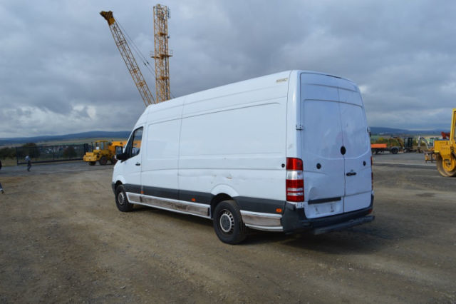 Mercedes-Benz Sprinter 309 2010 photo - 10