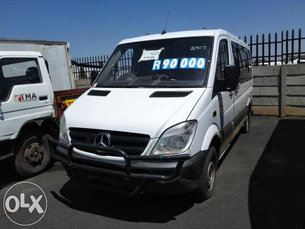 Mercedes-Benz Sprinter 309 2010 photo - 4