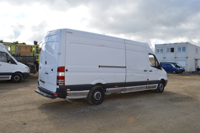 Mercedes-Benz Sprinter 309 2010 photo - 6