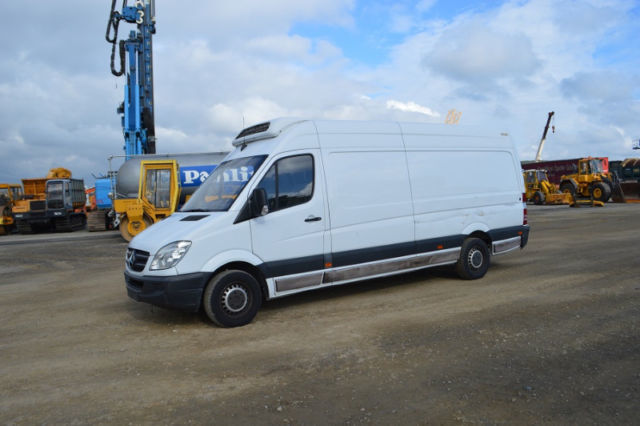 Mercedes-Benz Sprinter 309 2010 photo - 8