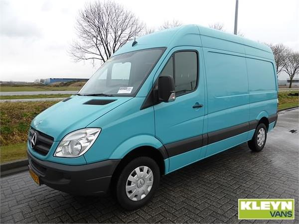 Mercedes-Benz Sprinter 309 2010 photo - 9