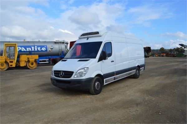 Mercedes-Benz Sprinter 309 2013 photo - 10