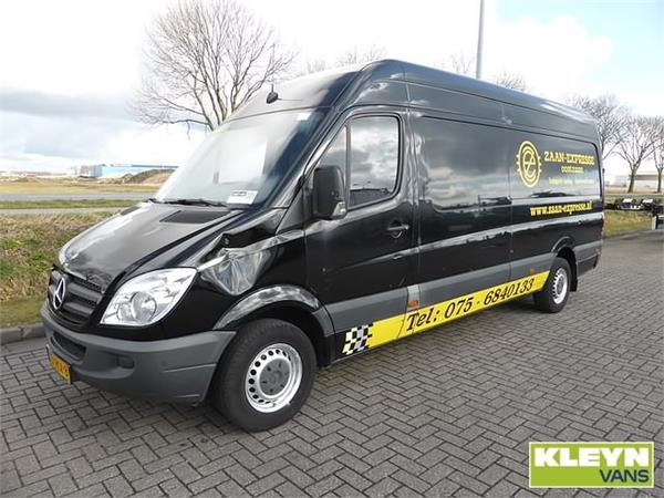 Mercedes-Benz Sprinter 309 2013 photo - 2