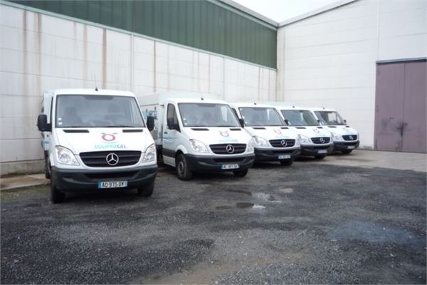 Mercedes-Benz Sprinter 309 2013 photo - 3
