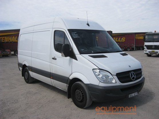 Mercedes-Benz Sprinter 309 2013 photo - 5