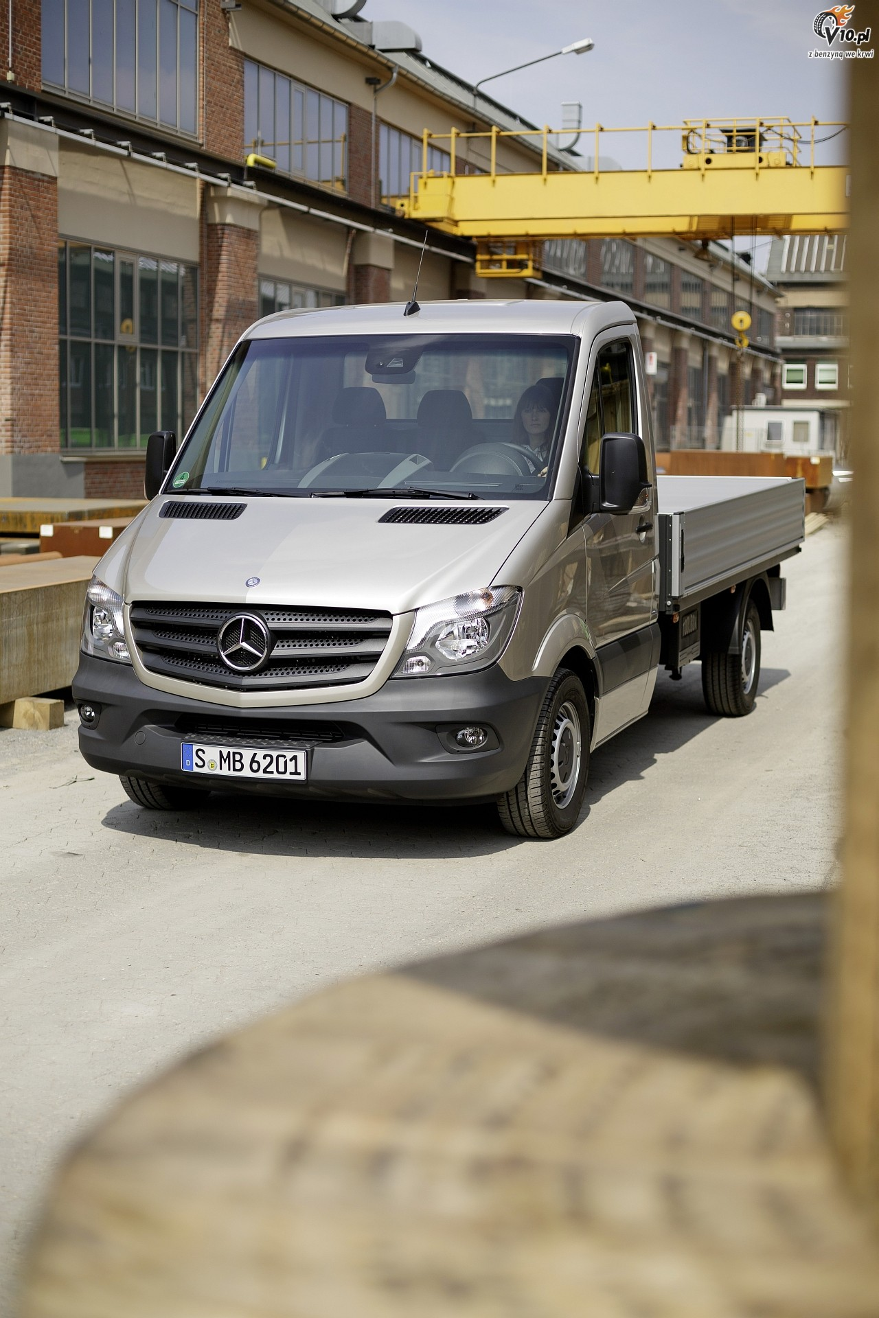 Mercedes-Benz Sprinter 309 2013 photo - 7