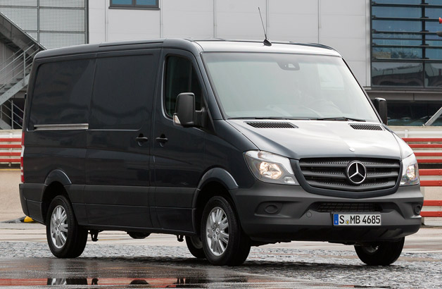 Mercedes-Benz Sprinter 309 2013 photo - 8