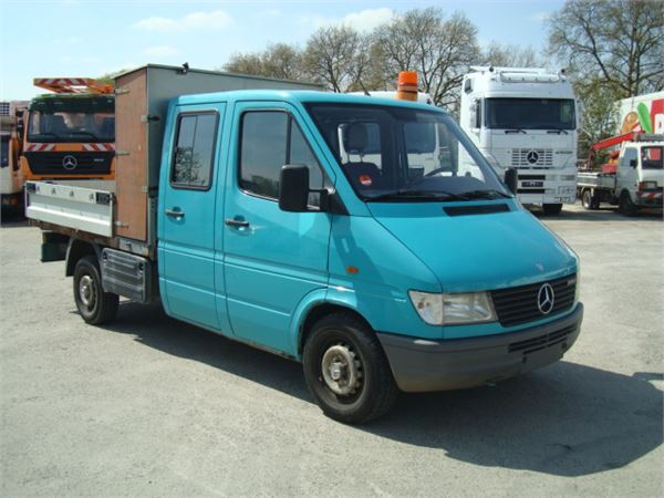 Mercedes-Benz Sprinter 310 2007 photo - 11