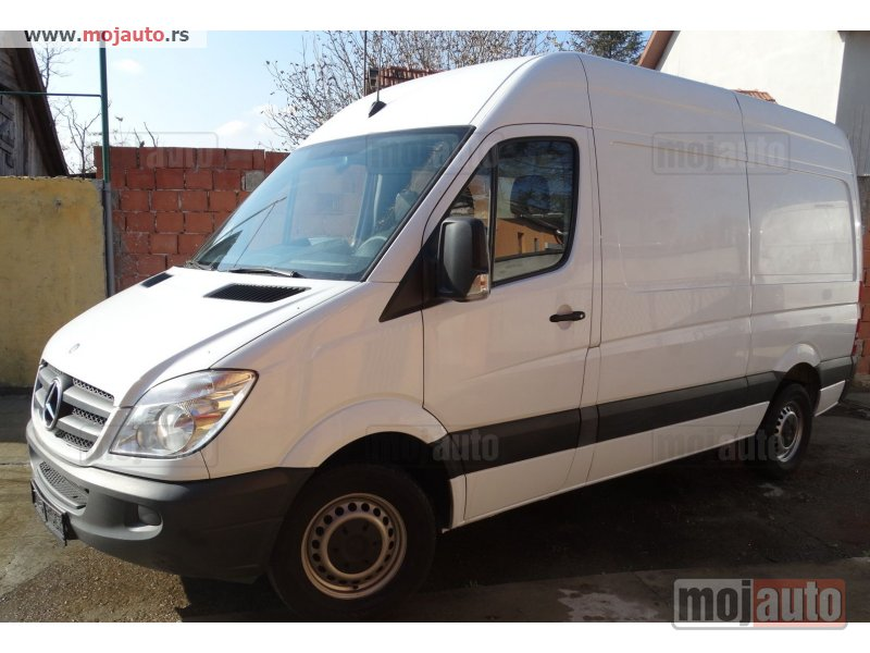 Mercedes-Benz Sprinter 310 2007 photo - 2