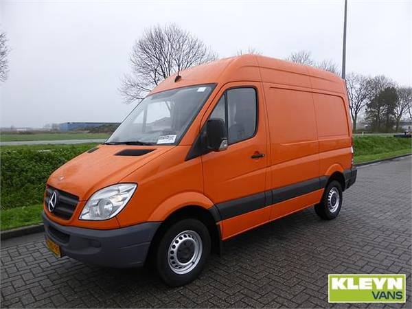 Mercedes-Benz Sprinter 310 2007 photo - 4