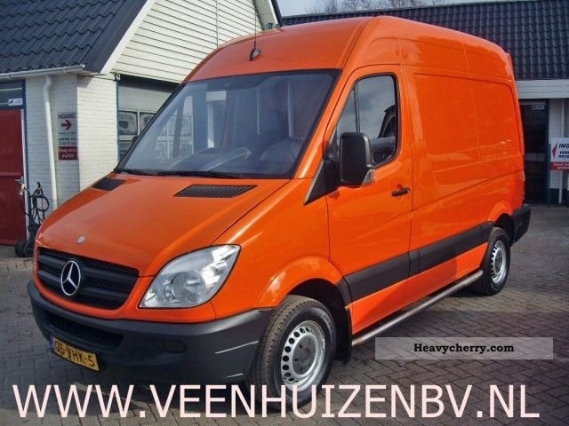Mercedes-Benz Sprinter 310 2007 photo - 5