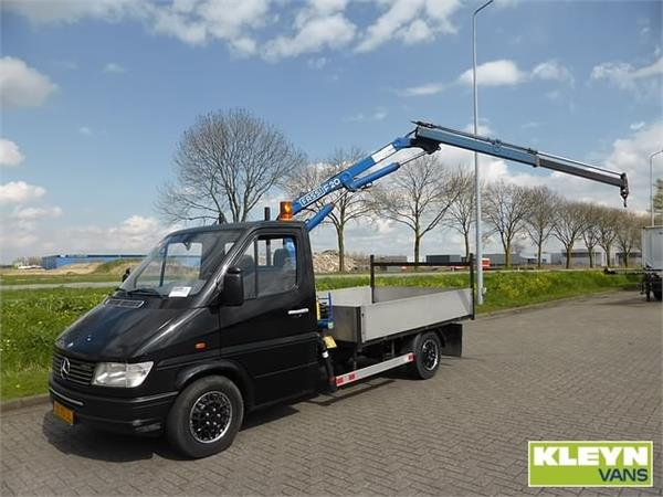Mercedes-Benz Sprinter 310 2007 photo - 6