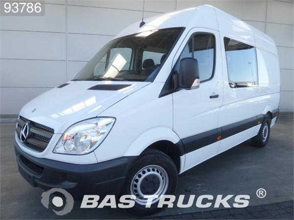 Mercedes-Benz Sprinter 310 2007 photo - 8