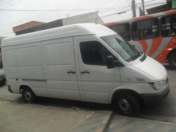 Mercedes-Benz Sprinter 310 2007 photo - 9