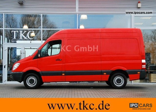 Mercedes-Benz Sprinter 310 2009 photo - 12