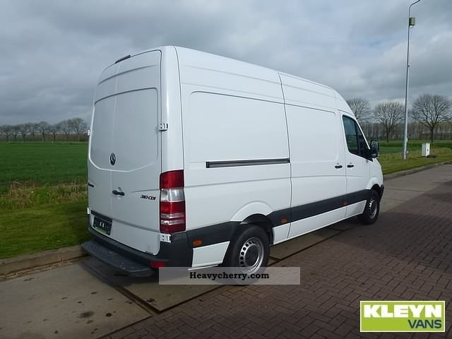 Mercedes-Benz Sprinter 310 2009 photo - 6