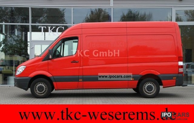 Mercedes-Benz Sprinter 310 2009 photo - 8