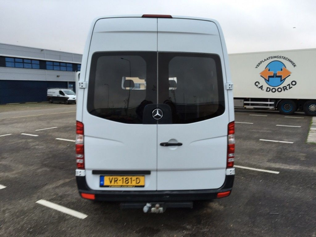 Mercedes-Benz Sprinter 310 2010 photo - 12
