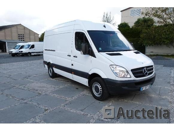 Mercedes-Benz Sprinter 310 2010 photo - 2